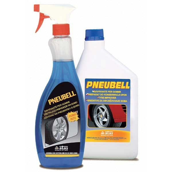 Очиститель и полироль для шин atas pneubell, 0,75л купить в украине: днепропетровске, киеве, харькове, одессе, донецке, запорожь.
